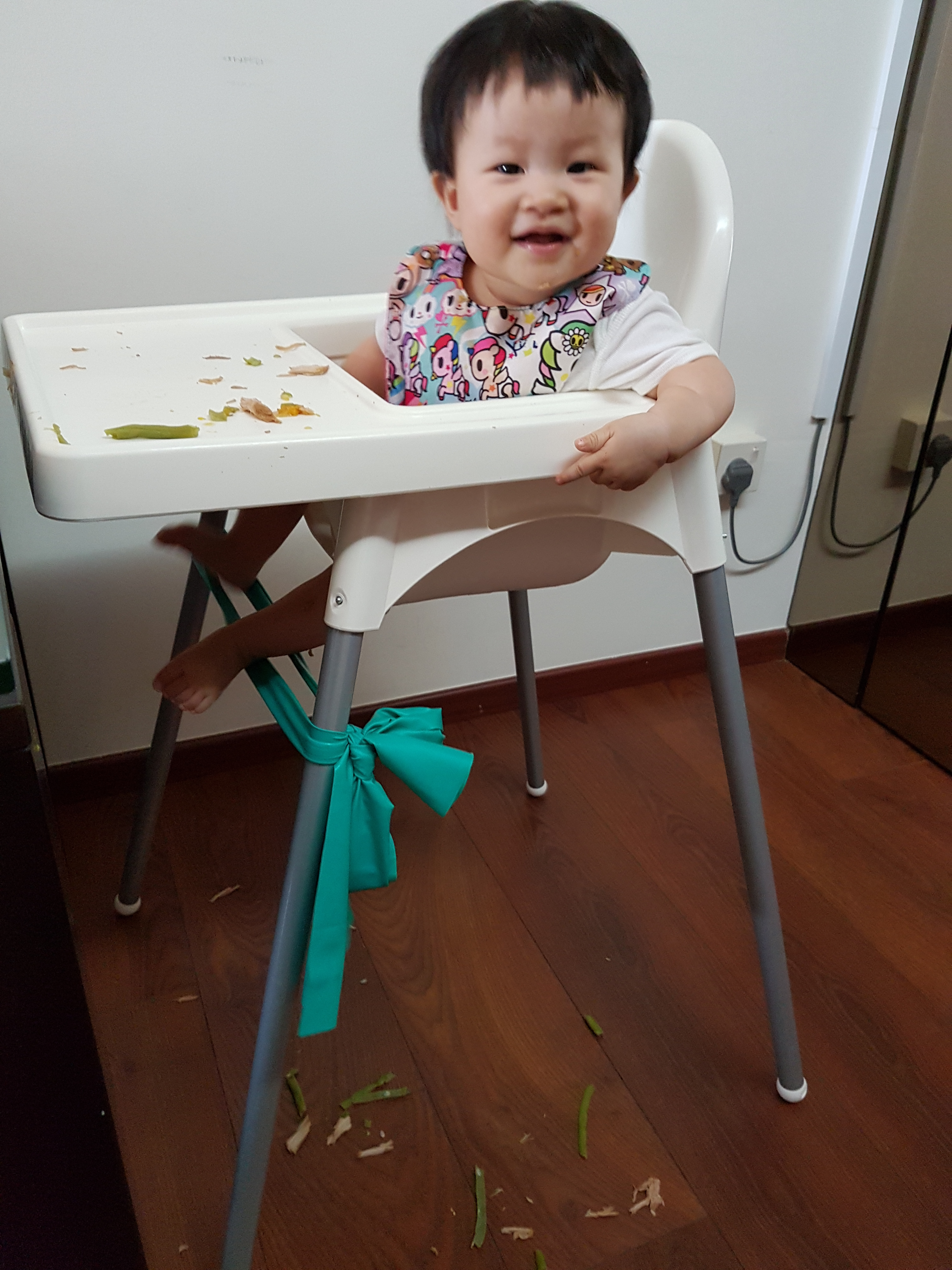 Baby Hacks Ikea Antilop High Chair  9mamas