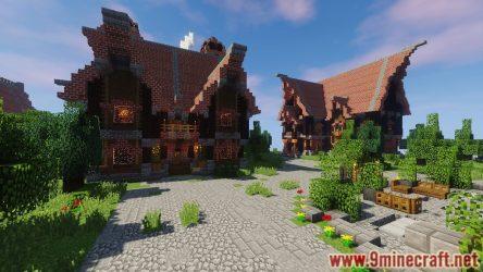 medieval town map minecraft pack 9minecraft