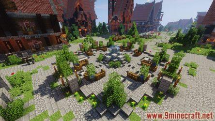 medieval town map pack minecraft 9minecraft