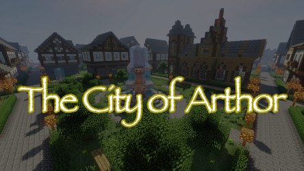 The City of Arthor Map 1 12 2/1 11 2 for Minecraft 9Minecraft Net