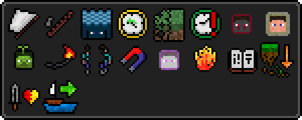 minecraft mod alchemy extra potions effect icons status mods mc recipes does 9minecraft ingredients useful brew
