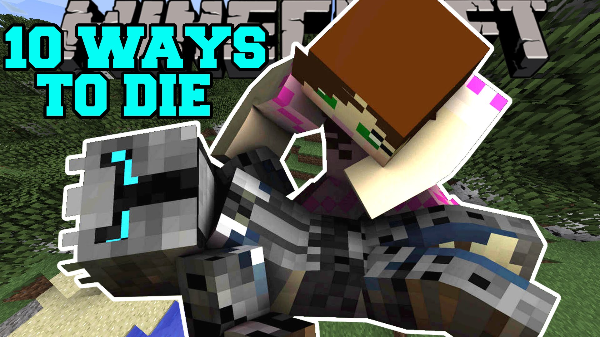 10 More Ways To Die Map 1122112 For Minecraft  9minecraftnet