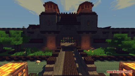 fantasy map medieval town minecraft 9minecraft screenshots