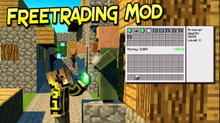 Freetrading Mod 1 12 2 A New Way to Trade with Villagers 9Minecraft Net