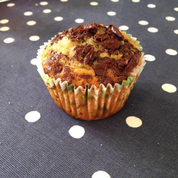 Recette muffins pépites de chocolat, recette so british, Blog 9 MOI(S) d'envies à Nantes, Mode femme, mode grossesse, cuisine, couture, décoration, kids, ...