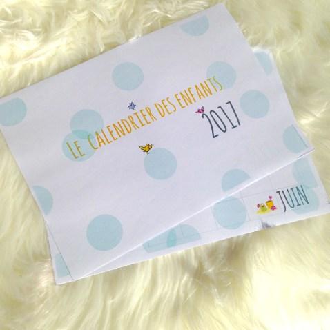 Calendrier des enfants 2017 par 9 MOI(S) d'envies à Nantes le blog / couture, diy, enfant, mode femme, mode grossesse et maternité, lifestyle, journal, décoration