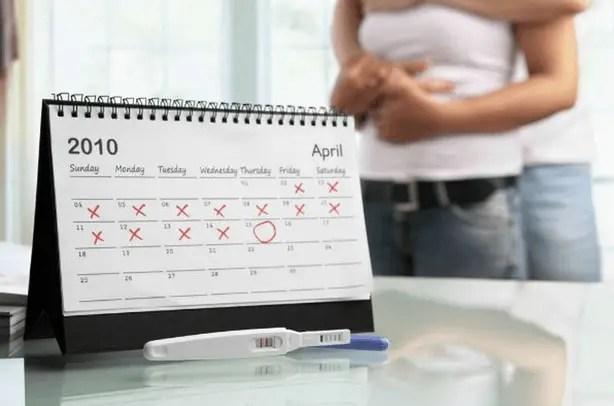 متى يمكنني إجراء الفحص لمعرفة ما إذا كنت حامل؟