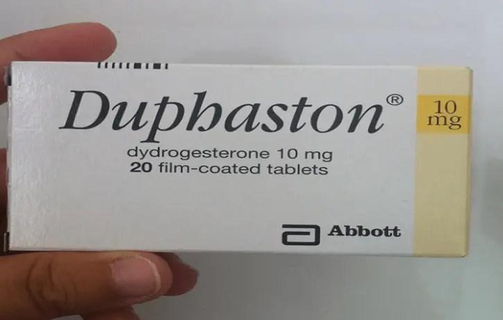 معلومات عن دواء دوفاستون لتثبيت الحمل