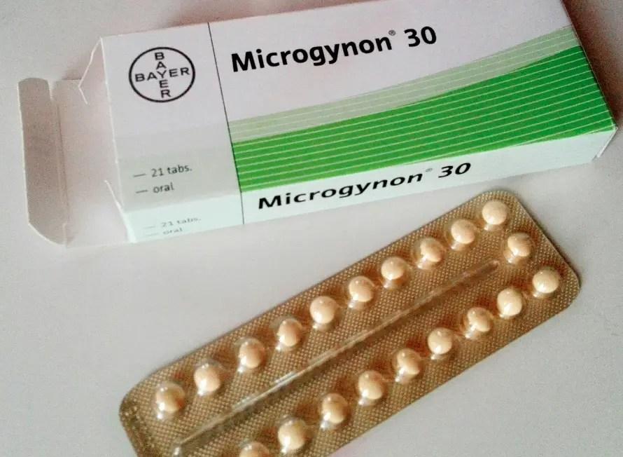 حبوب منع الحمل ميكروجينون 30 فوائدها وأضرارها وطريقة