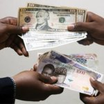 Naira Dollar Exchange rate