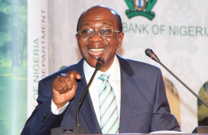 Central Bank of Nigeria (CBN) Governor, Godwin Emefiele