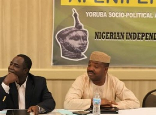 Image result for Afenifere vows to continue agitation for restructuring