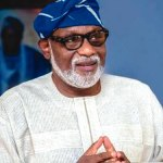 Governor of Ondo state - Rotimi Akeredolu