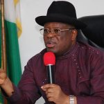 Governor Umahi of Ebonyi state