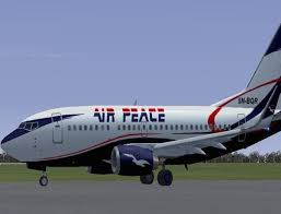 Air Peace Flight