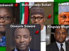 Latest list of 2019 Presidential Aspirants and their political parties