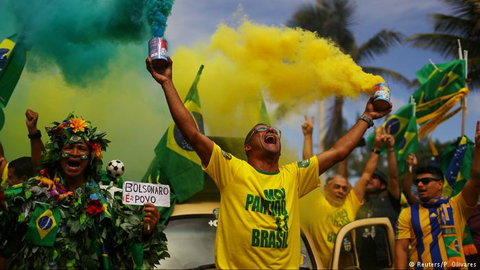 Brazilians in Cheers As Far-Right Candidate, Bolsonaro Wins Presidential Election