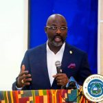 Liberian President George Weah Declares Free Education For University Students