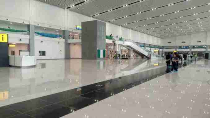 New Port Harcourt Airport Terminal