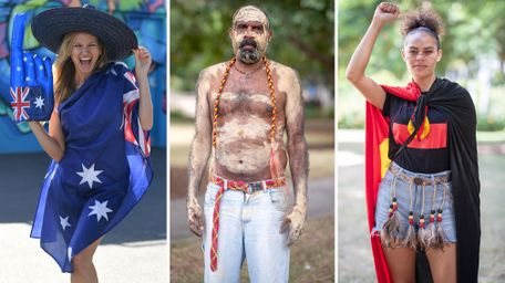 Australia Day Greeted With Aboriginal Rights Protests- Call it Invasion Day