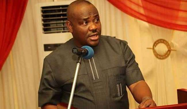 Governor Wike of River state