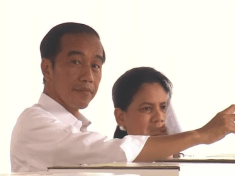 Joko Widodo on course for victory as election results roll in