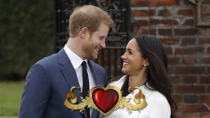 True love at first sight - Prince Harry and Meghan Markle