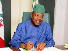 Former Governor of Imo State Rt Hon Emeka Ihedioha