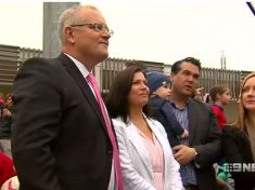 Australia's PM Scott Morrison Makes Campaign a Family Affair, Promises Support for First Home Buyers