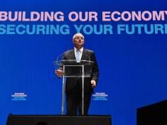 Australia's Prime Minister Scott Morrison launches official campaign six days before election