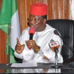 Governor of Ebonyi state - Umahi