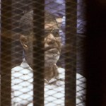Former Egyptian President, Morsi Who Slumped While On Trial Buried Today