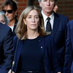 Hollywood actress Felicity Huffman jailed for daughter's college admission bribe