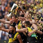 Richmond Beats GWS to win Australia's AFL Premiership - Pics