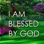 I am Blessed by God