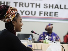 Beauty queen 'raped' by Gambia's ex-president leads campaign to address sexual abuse