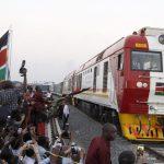 Chinese Funded Kenya Railways