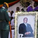 Zimbabwe's Mugabe left behind $10 million, some properties - state media