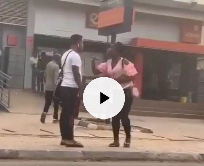 Lady confronts man who had sex with her, told friends