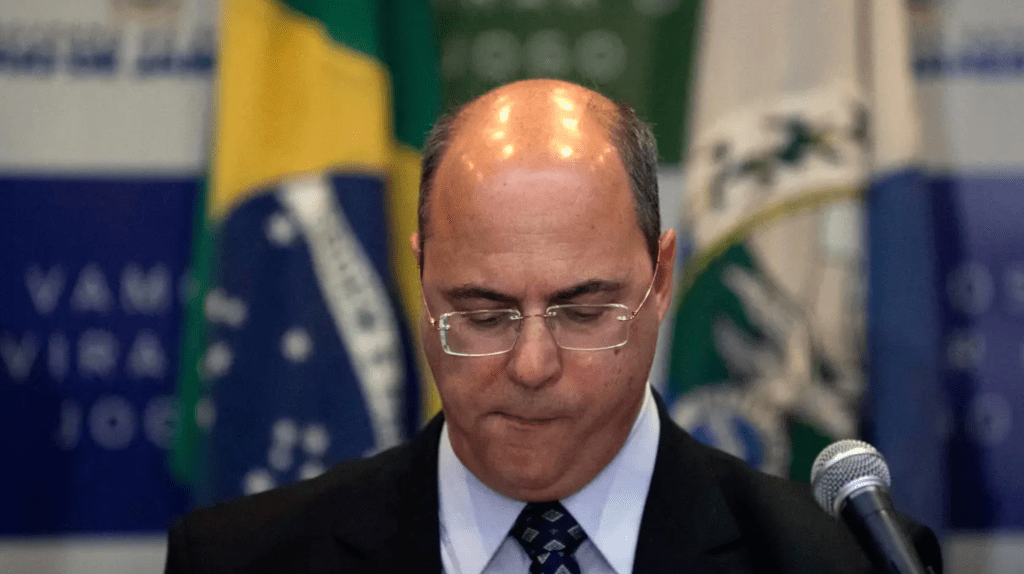 Brazilia's Rio de Janeiro governor has corona virus
