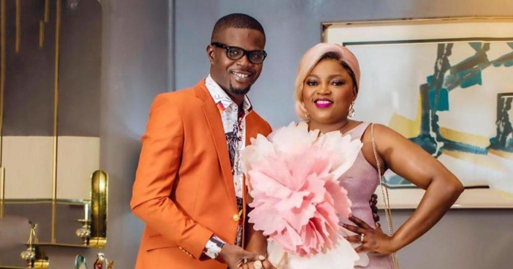 Funke Akindele and Husband JJC Skillz