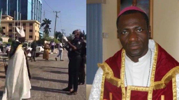 Jehovah Saharp Sharp overseer Archbishop Samson Benjamin