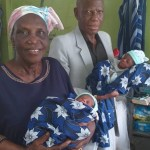 Miracle -Couple blessed with twins after waiting for 43 years