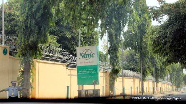 National Identity Management Commission-NIMC