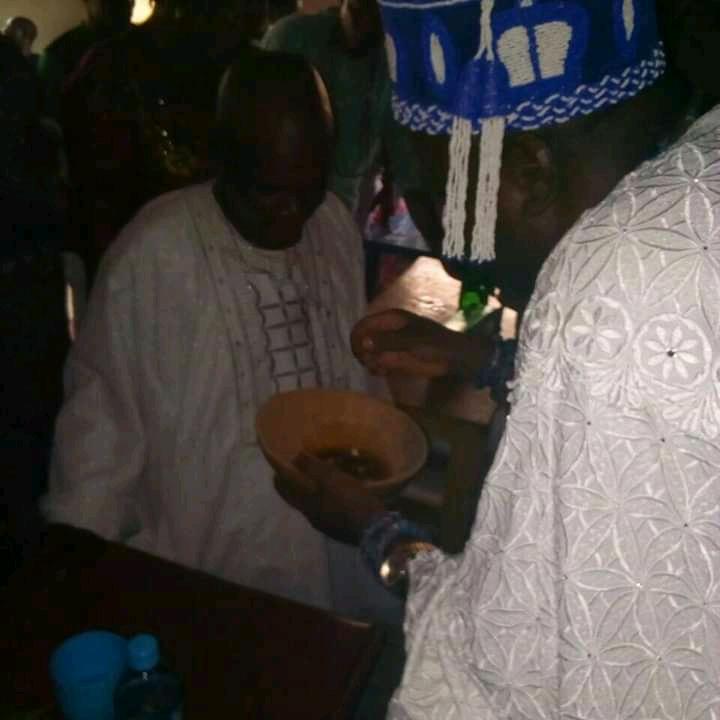 Ogun state community coronation