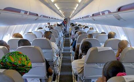 Emirate Airlines Flight