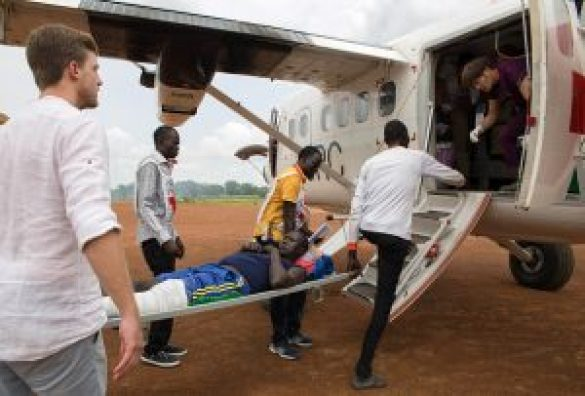 Hundreds killed in South Sudan tribal clashes - ICRC