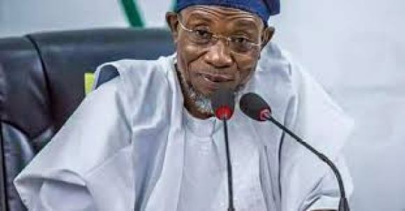 Minister of Interior Ogbeni Rauf Aregbesola