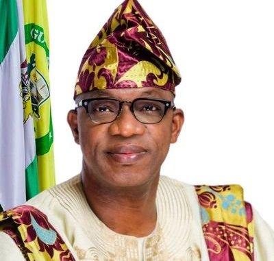 Ogun state governor Dapo Abiodun celebrates 60th Birthday