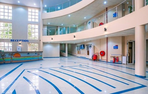 PHOTOS- 1-Inside Lagos newly commissioned isolation centre